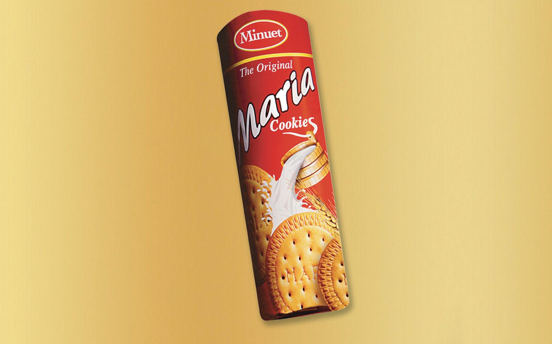 Minuet Cookies